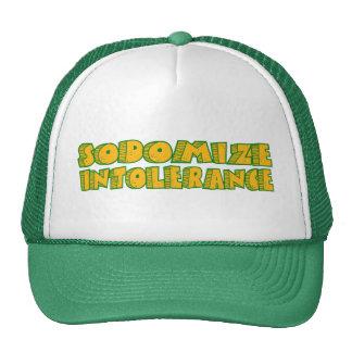 Sodomize Intolerance Trucker Hat