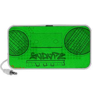 SoDope8 iPhone Speaker