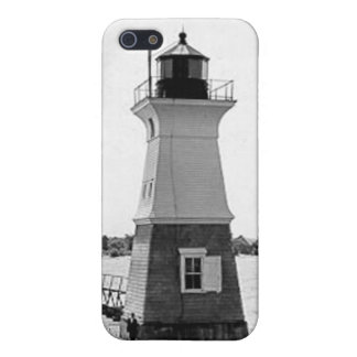 Sodus Outer Lighthouse iPhone 5/5S Case