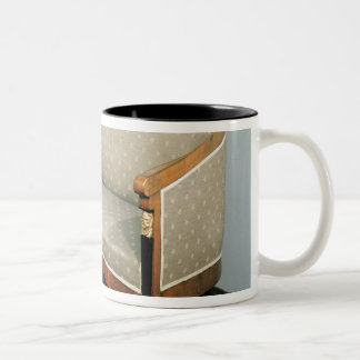 Sofa, Biedermeier style, c.1820 Two-Tone Coffee Mug