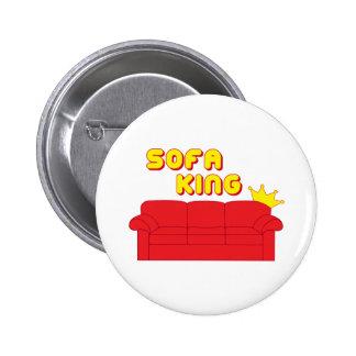 Sofa King 6 Cm Round Badge