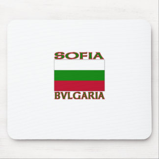 Sofia, Bulgaria Mouse Pads