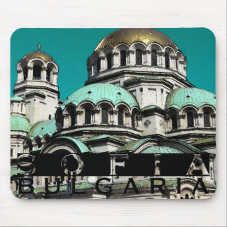 Sofia Bulgaria Souvenir Mouse Pad