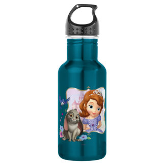 Sofia, Mia and Clover 532 Ml Water Bottle