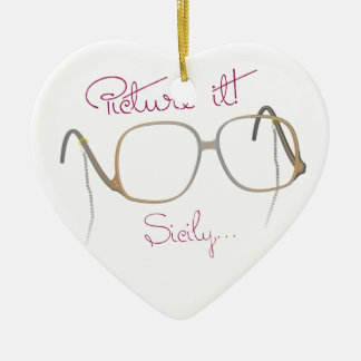 Sofia Quote - The Golden Girls - B Christmas Ornament