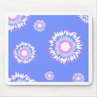 Soft and Blue Mouse Pad