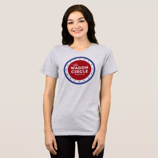 Soft and Comfy Red White and Blue T-Shirt