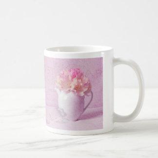 Soft and dreamy in pink coffee mug