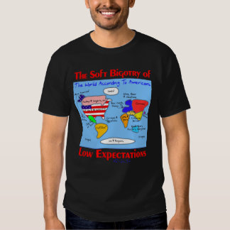 Soft Bigotry Of Low Expectations T Shirt