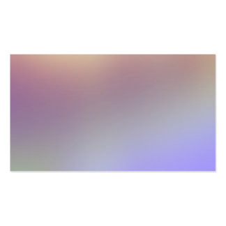 Soft Blue Light Painting Business Cards
