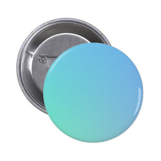 Soft Blues 6 Cm Round Badge