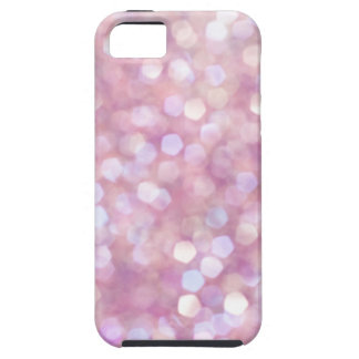 Soft Bokeh Glitter Sparkles Case For The iPhone 5