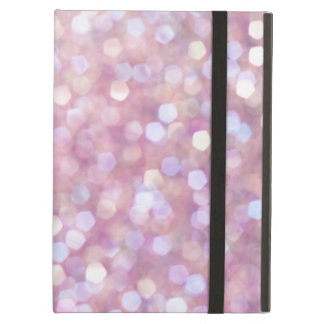Soft Bokeh Glitter Sparkles iPad Air Case