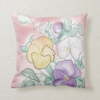 Soft Bouquet Cushion