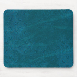 Soft Circle Pattern Blue Background Mouse Pads