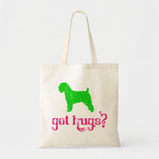 Soft Coated Wheaten Terrier Canvas Bag
