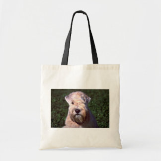 Soft-coated Wheaten Terrier Budget Tote Bag