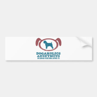 Soft Coated Wheaten Terrier Bumper Sticker