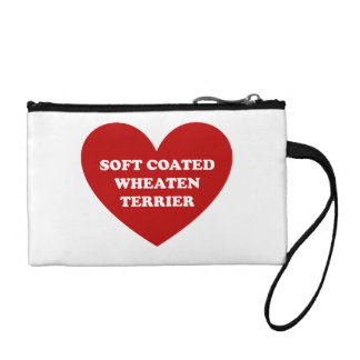 Soft Coated Wheaten Terrier Coin Wallet