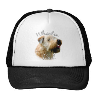 Soft Coated Wheaten Terrier Dad 2 Trucker Hat