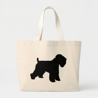 Soft Coated Wheaten Terrier Gear Jumbo Tote Bag