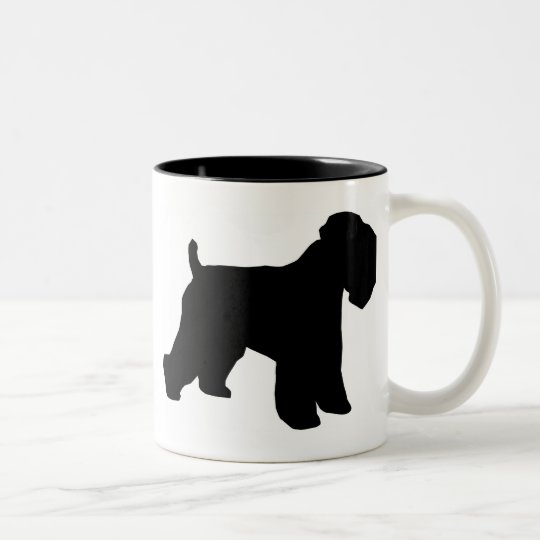 Soft Coated Wheaten Terrier Gear Two-Tone Coffee Mug