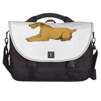Soft Coated Wheaten Terrier Laptop Commuter Bag