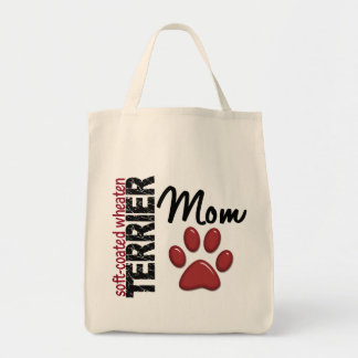 Soft-Coated Wheaten Terrier Mom 2 Canvas Bag