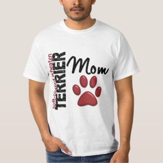 Soft-Coated Wheaten Terrier Mom 2 Tee Shirt