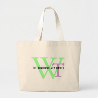 Soft-Coated Wheaten Terrier Monogram Canvas Bags