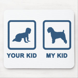 Soft Coated Wheaten Terrier Mouse Mat