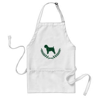 Soft Coated Wheaten Terrier Standard Apron