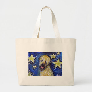Soft Coated Wheaten Terrier Stars Bags