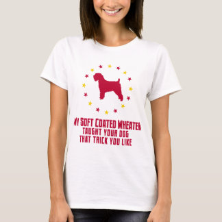 Soft Coated Wheaten Terrier T-Shirt