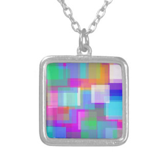Soft Color Mesh Custom Necklace