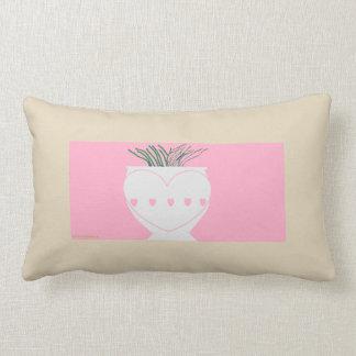 Soft comfy throw pillow