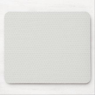 Soft Cream Honeycomb Pattern Mouse Pad