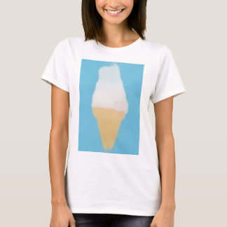 soft cream T-Shirt