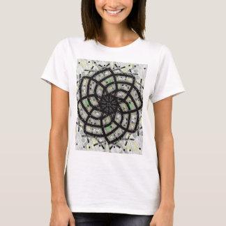 Soft dark and light spiral T-Shirt