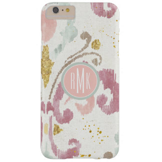 Soft Deco Pattern Barely There iPhone 6 Plus Case
