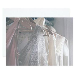 Soft Dresses Card