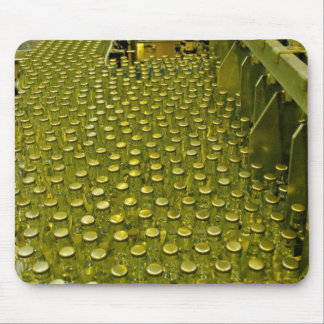 Soft drink factory mousepads