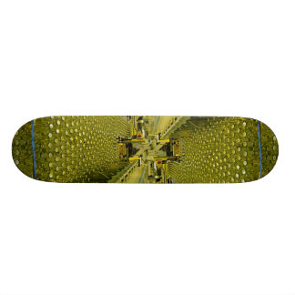 Soft drink factory 20.6 cm skateboard deck