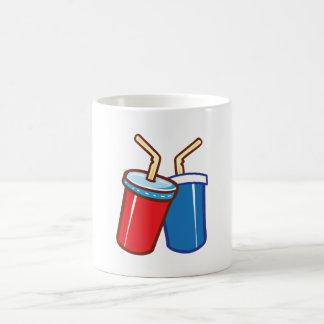 Soft drink mugs