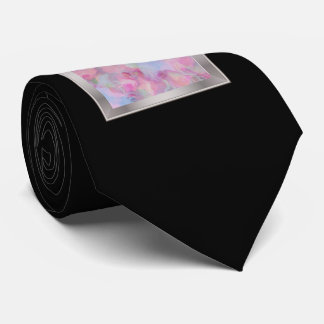Soft Floral pink (I) Tie
