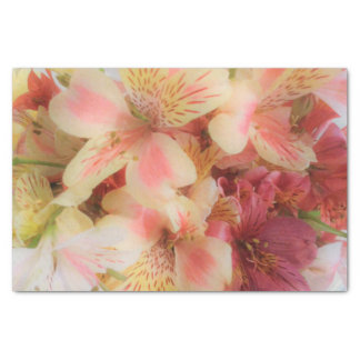 Soft Floral Tissue Paper