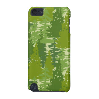 Soft Green Forest iPod Touch (5th Generation) Cases