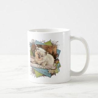 Soft kitty, Ragdoll Mug