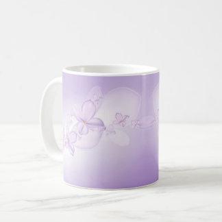 Soft Lilac Flowers Mug