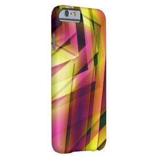 Soft Multicolored Geometric Design iPhone 6 case